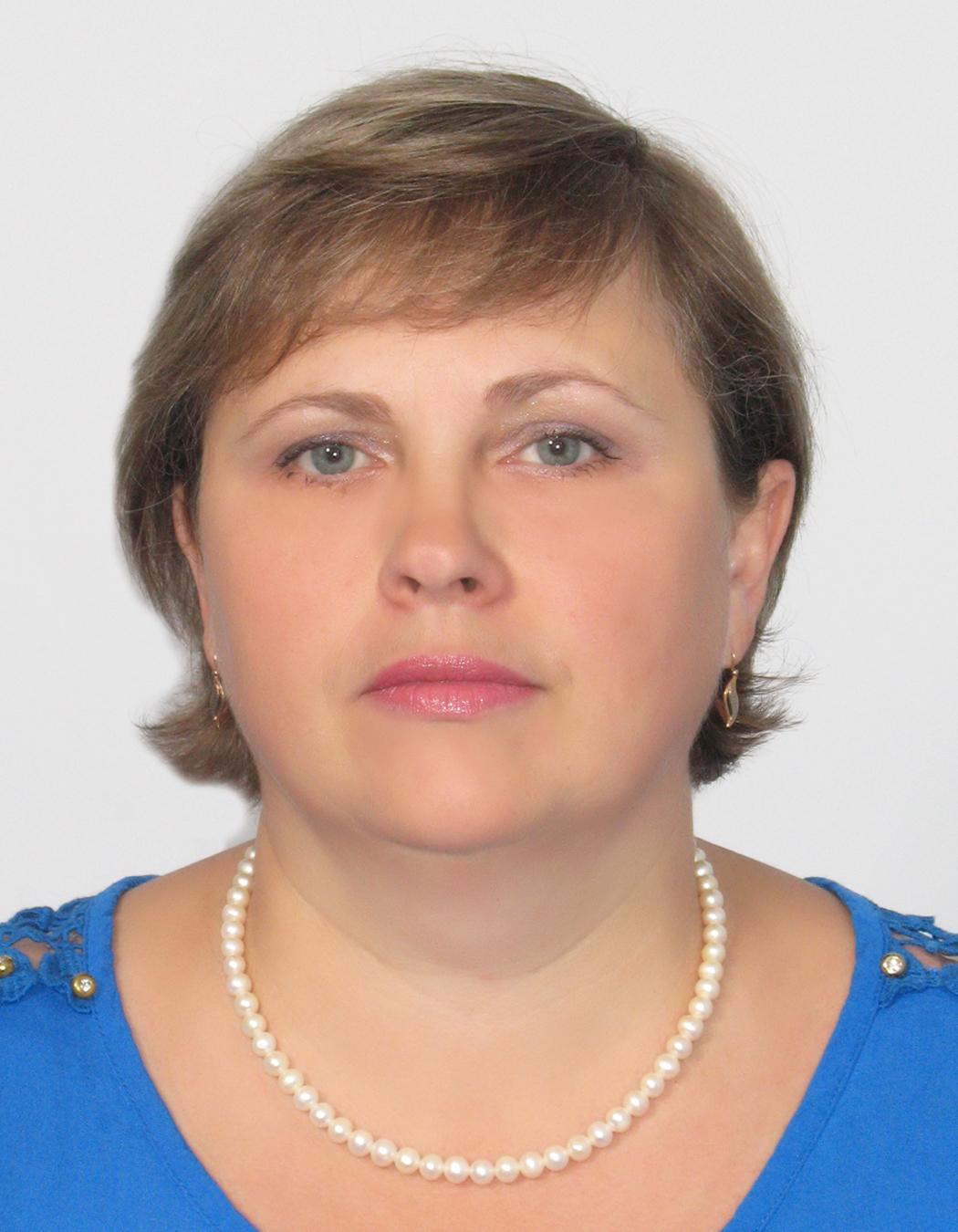 ПОСУНЬКО Ольга Миколаївна